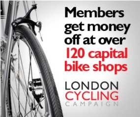 Join the London Cycling Campaign today