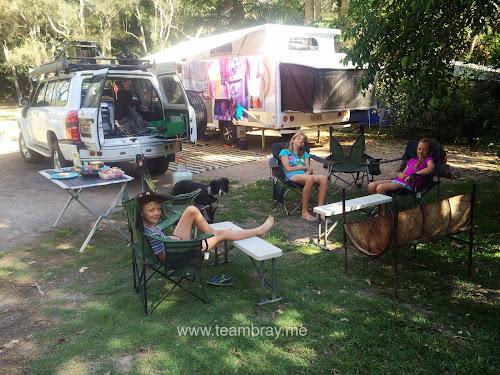 TeamBray Camp 2014