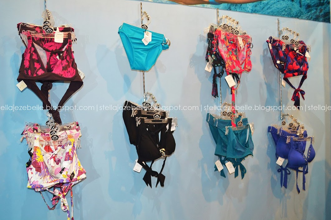 Aubade, Blue Glue, lingerie, swimsuit, fall/winter 2013 collection, fashion, Italy, France, Bali, Miss World 2013, beauty, Phnom Penh, French-Cambodian, expat, beach, collection,