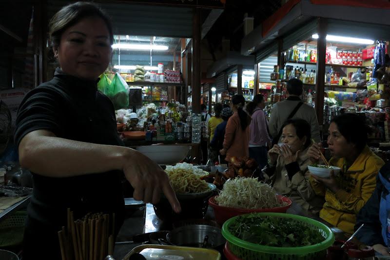 Hoi An market stall