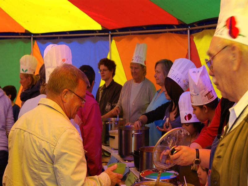 Suppenfest im Billenbogen 2011