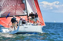 J/111 Odyssey sailing Buzzards Bay Regatta