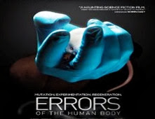 فيلم Errors of the Human Body