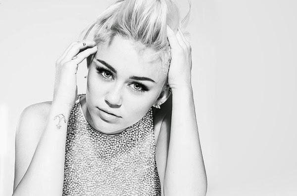 Miley Cyrus impresionante