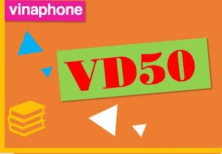 Gói  VD50 Vinaphone Gọi Nội mạng miễn phí, Ưu đãi 14GB Data và 200 Phút số cố định