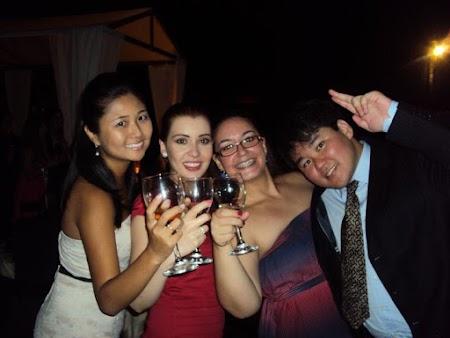 Emily, Bru, Ju & eu
