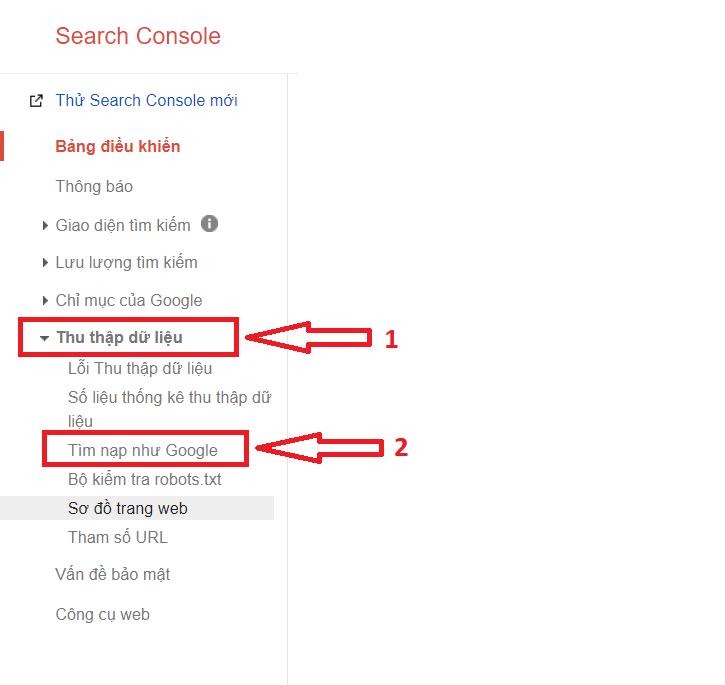 submit URL Google