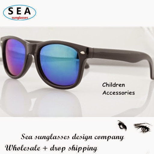 oculos infantil Kids Sunglasses Child Black Sun Glasses