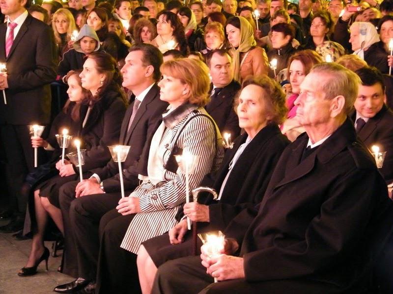 Regele Mihai, Regina Ana, Principesa Margareta, Principele Radu