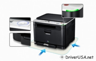 Download Samsung CLX-3185 printer driver – install instruction