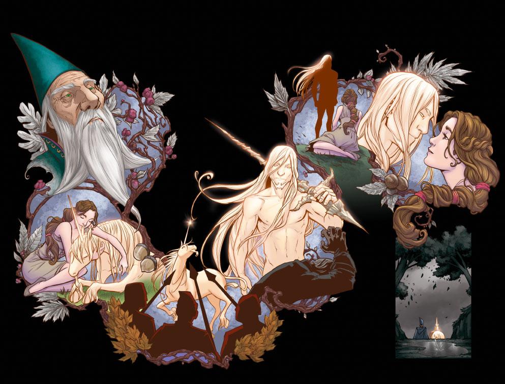 Last Unicorn Pdf
