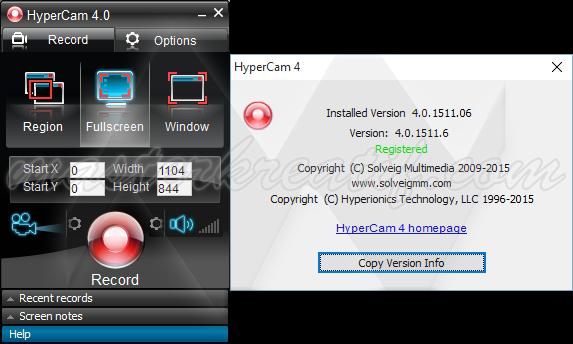 HyperCam 4