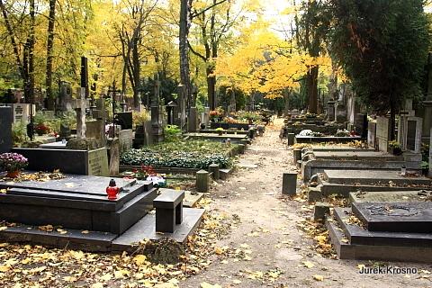 Cmentarz Powązkowski (Stare Powązki), Warszawa.