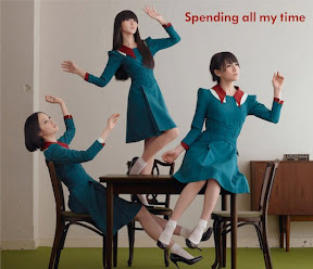 [New Release] Perfume - Spending all my time