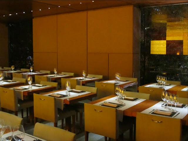 Revisión Interior: Restaurante NO-DO