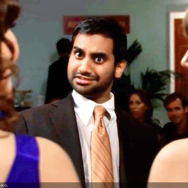 Aziz Ansari plays the role of Tom Haverford in the sitcom Parks and Recreation.