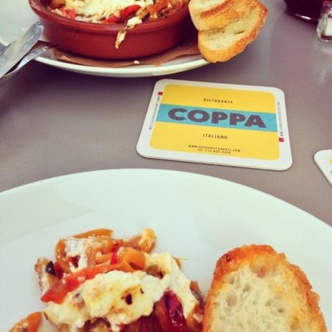 Bruschetta e Giare, Coppa Osteria