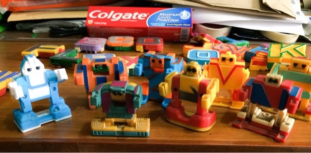 King Talk Of Colgate Vintage Toys Letters And Nostalgia