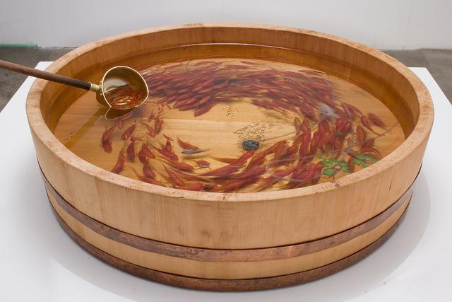 Riusuke Fukahori's Goldfish Salvation