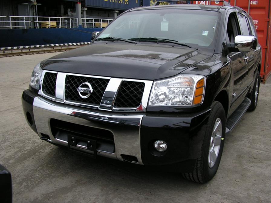 Owners Manual Nissan Armada 2007