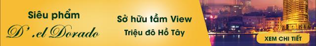 Chung cư D El Dorado Phú Thượng
