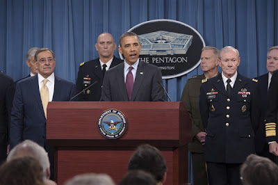 Obama's defense strategy lacks sufficient troops in Asia
