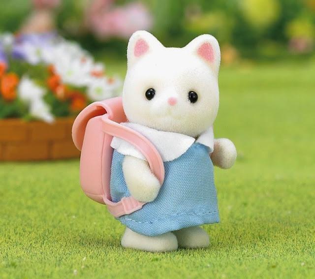 Bộ đồ dã ngoại Nursery Picnic Set 3590 cung cấp một em mèo xinh xắn