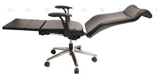 Cách ngủ thoải mái trên chiếc ghế ngủ văn phòng giá rẻ