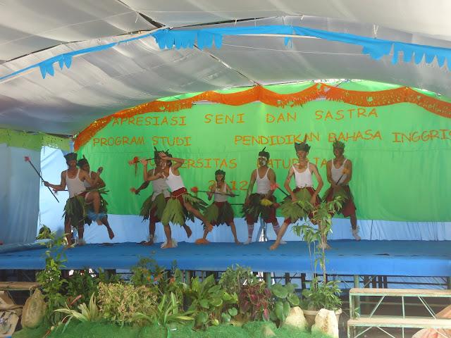 laskar pelangi performance,unforgottable moments yps