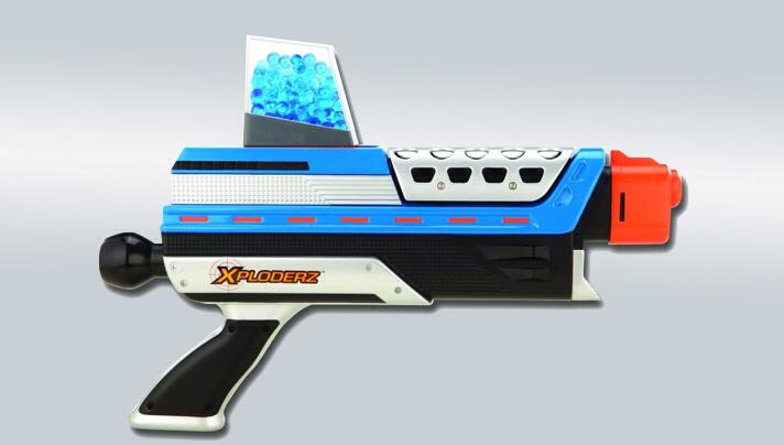 how to make xploderz ammo