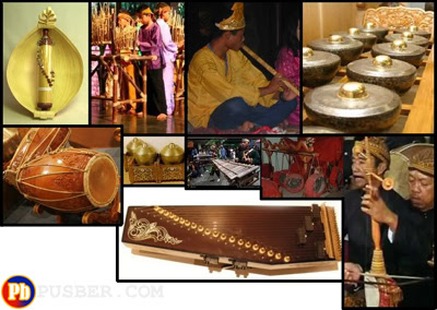 Alat Musik Tradisional Indonesia dari berbagai Propinsi