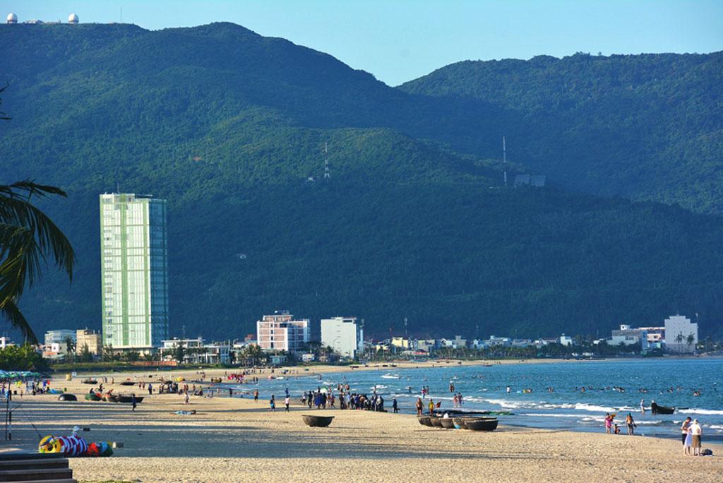 Biển Mỹ Khê ở Đà Nẵng
