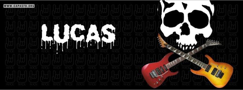 Capas para Facebook Lucas