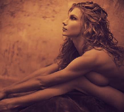 Woman body art by TopKind on DeviantArt