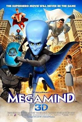 Megamind เมกะมายด์ จอมวายร้ายพิทักษ์โลก HD [พากย์ไทย]