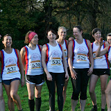 West Yorks XC3 Cliffe Castle 2014
