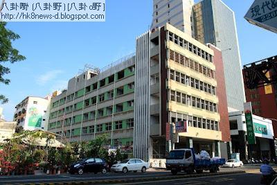杏林鬼屋-台南杏林醫院