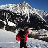Wandern - Schneeschuhw. Reschner Alm 16.01.12