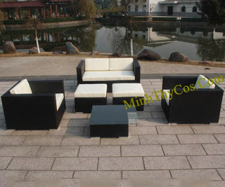 Rattan Sofa Set-MT110