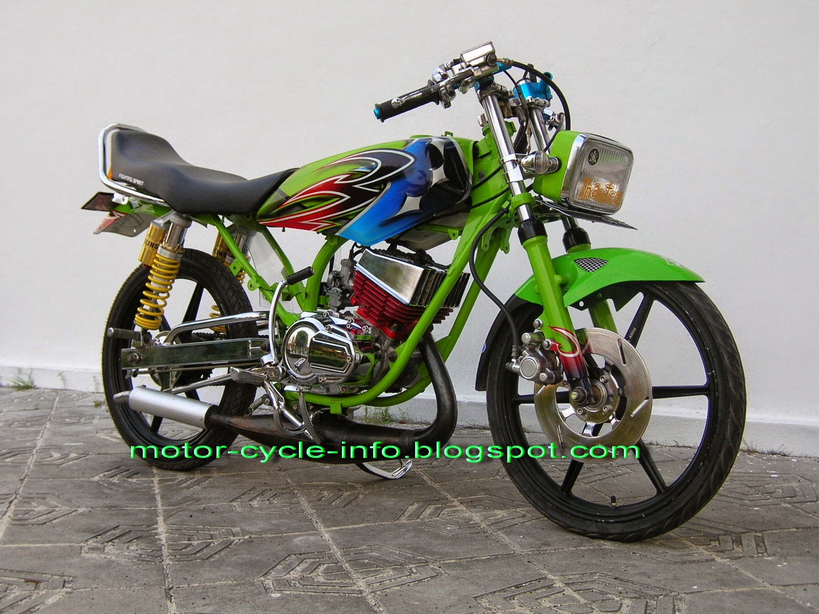 Revo Fit fi Modif Modifikasi Motor Revo Fit