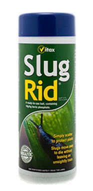 Dog friendly Vitax slug Rid