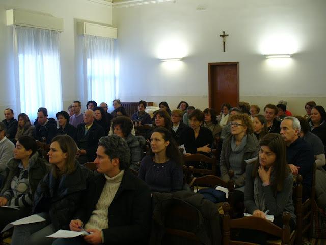 ritiro di Avvento della Collaborazione pastorale di San Donà di Piave