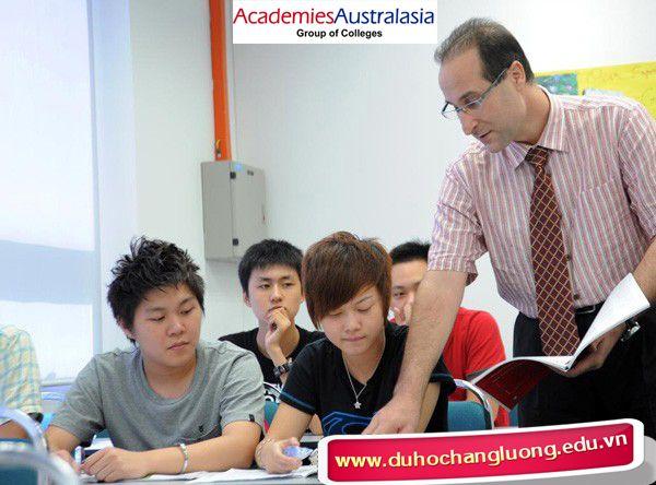 Chương trình anh văn ngắn hạn tại AAC Singapore