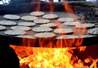 Cocina Tradicional Salvadoreña