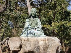 山田検校の銅像