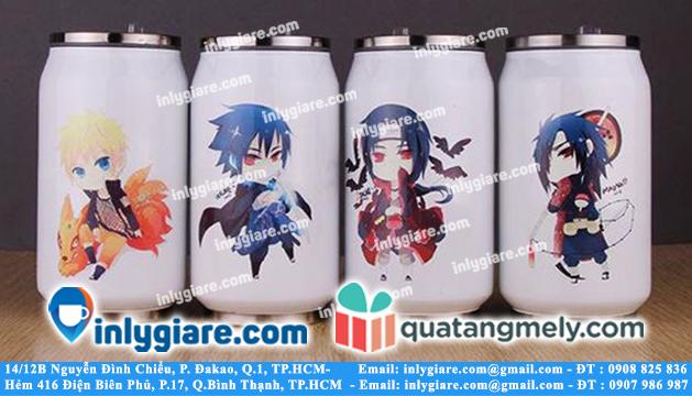 In Hình Lon Coca 350mll