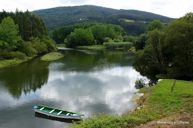 O Barco no Rio Eo
