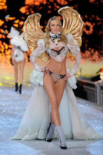 Феерический ежегодный показ Victoria's Secret