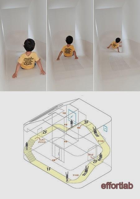 slide-house-tokyo-jepun