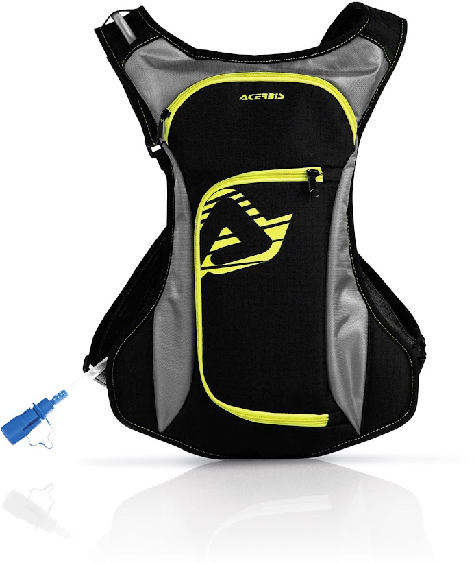 ACERBIS TRINKRUCKSACK ACQUA BLACK/YELLOW